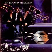 Click here for more info about 'ZZ Top - My Head's In Mississippi'