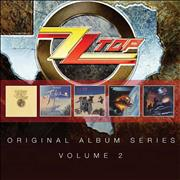 Click here for more info about 'ZZ Top - Original Album Series Volume 2 - Sealed'