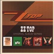 Click here for more info about 'ZZ Top - Original Album Series'
