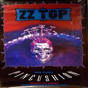 Click here for more info about 'ZZ Top - Pincushion'