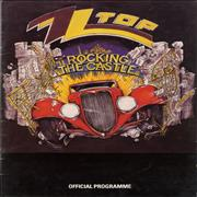 Click here for more info about 'ZZ Top - Rocking The Castle'