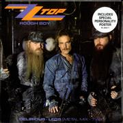Click here for more info about 'ZZ Top - Rough Boy + Poster'