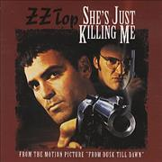 Click here for more info about 'ZZ Top - She's Just Killing Me'