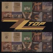 Click here for more info about 'ZZ Top - The Complete Studio Albums 1970-1990'