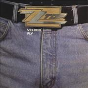 Click here for more info about 'ZZ Top - Velcro Fly - Velcro Sleeve'