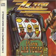 Click here for more info about 'ZZ Top - Viva Las Vegas + Sticker'