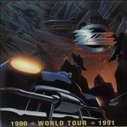 Click here for more info about 'ZZ Top - World Tour 1990-1991'