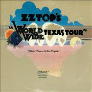 Click here for more info about 'ZZ Top - World Wide Texas Tour Sampler'