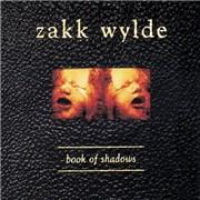 Zakk Wylde Book Of Shadows UK 2-CD album set