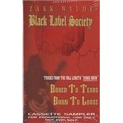 Zakk Wylde Tracks From The Full Length Sonic Brew USA cassette single Promo