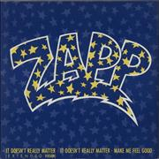 Click here for more info about 'Zapp - It Doesn't Really Matter'