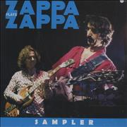 Click here for more info about 'Zappa Plays Zappa - Zappa Plays Zappa - Sampler'