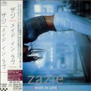 Click here for more info about 'Zazie - Made In Love'