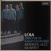 Click here for more info about 'Zbigniew Namyslowski - Lola'