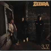 Click here for more info about 'Zebra - 3.V'