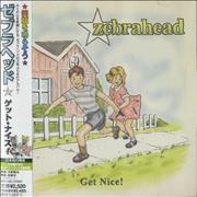 Click here for more info about 'Zebrahead - Get Nice!'