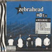 Click here for more info about 'Zebrahead - MFZB - Sealed'