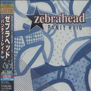 Click here for more info about 'Zebrahead - Panty Raid'