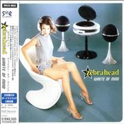 Click here for more info about 'Zebrahead - Waste Of Mind'
