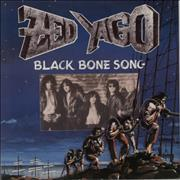 Click here for more info about 'Zed Yago - Black Bone Song'