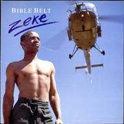 Click here for more info about 'Zeke Manyika - Bible Belt + Poster'