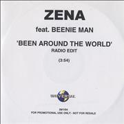Click here for more info about 'Zena - Been Around The World'
