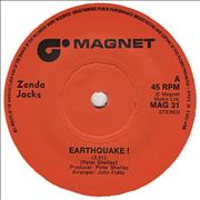 Click here for more info about 'Zenda Jacks - Earthquake!'
