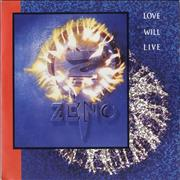 Click here for more info about 'Zeno - Love Will Live - Sample Stickered'