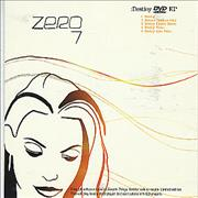Click here for more info about 'Zero 7 - Destiny DVD EP'