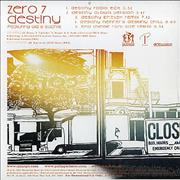 Click here for more info about 'Zero 7 - Destiny'