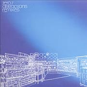 Click here for more info about 'Zero 7 - Distractions - Remixes'