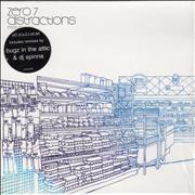 Click here for more info about 'Zero 7 - Distractions'
