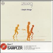 Click here for more info about 'Zero 7 - Exclusive Enhanced Sampler'
