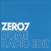 Click here for more info about 'Zero 7 - Home - Radio Edit'
