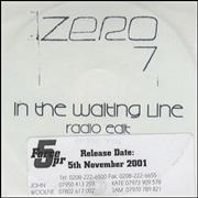Click here for more info about 'Zero 7 - In The Waiting Line'