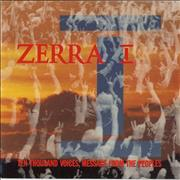 Click here for more info about 'Zerra I - Ten Thousand Voices, Message From The Peoples'