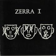 Click here for more info about 'Zerra I - Zerra I - Autographed'