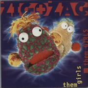 Click here for more info about 'Zig & Zag - Them Girls Them Girls'