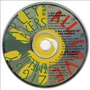 Click here for more info about 'Ziggy Marley - All Love'