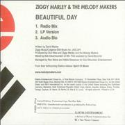 Click here for more info about 'Ziggy Marley - Beautiful Day'
