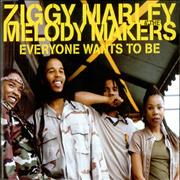 Click here for more info about 'Ziggy Marley - Everyone Wants To Be'