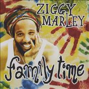 Click here for more info about 'Ziggy Marley - Family Time'