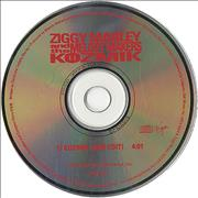 Click here for more info about 'Ziggy Marley - Kozmik'