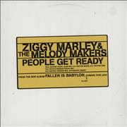 Click here for more info about 'Ziggy Marley - People Get Ready'