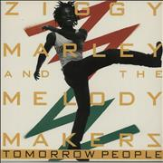 Click here for more info about 'Ziggy Marley - Tomorrow People'