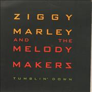 Click here for more info about 'Ziggy Marley - Tumblin' Down - Gatefold P/S'