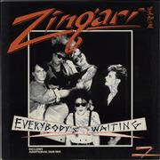 Click here for more info about 'Zingari - Everybody's Waiting - Fully Autographed'