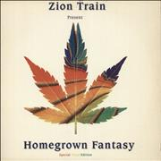 Click here for more info about 'Zion Train - Homegrown Fantasy + Bonus 12