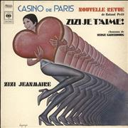 Click here for more info about 'Zizi Jeanmaire - Zizi Je T'Aime'
