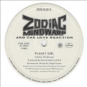 Click here for more info about 'Zodiac Mindwarp - Planet Girl'